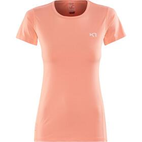 Kari Traa Nora - T-shirt manches courtes Femme - orange